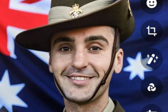 Brendon Payne, 29, has been identified as one of two soldiers who were killed on Monday.