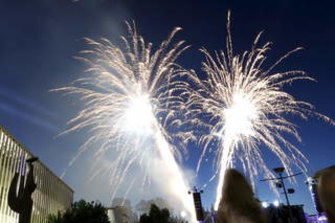 Thousands of Canberrans will descend on Civic for New Years Eve celebrations on Monday night