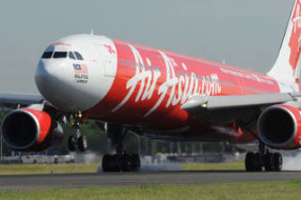 AirAsia passengers landed in Perth without their checked in luggage, unbeknown to them.