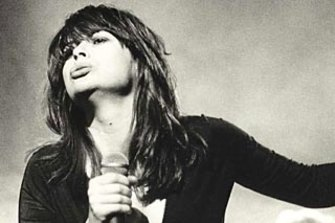 The Divinyls' Chrissie Amphlett had that special something.