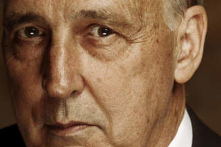 An eye for relics, former prime minister Paul Keating.