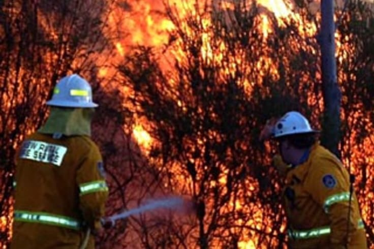 The threat of more frequent bushfires as a result of climate change troubles the minds of most Australians.