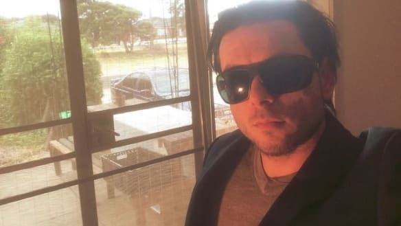 Borce Ristevski's son arrested in midnight police raid