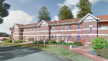 Graylands Hospital will eventually close and the land redeveloped.
