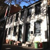 202 Victoria Street in Potts Point, once the home and office of Juanita Nielsen.