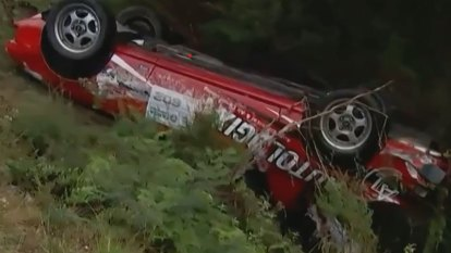 Targa Tasmania rally hit by three fatalities in two days