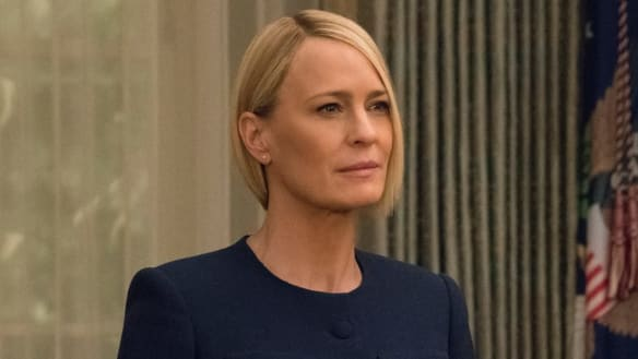 'There's a full-circle element': House of Cards bosses defend controversial finale