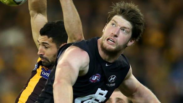 Carlton's Sam Rowe one of four Blues delisted