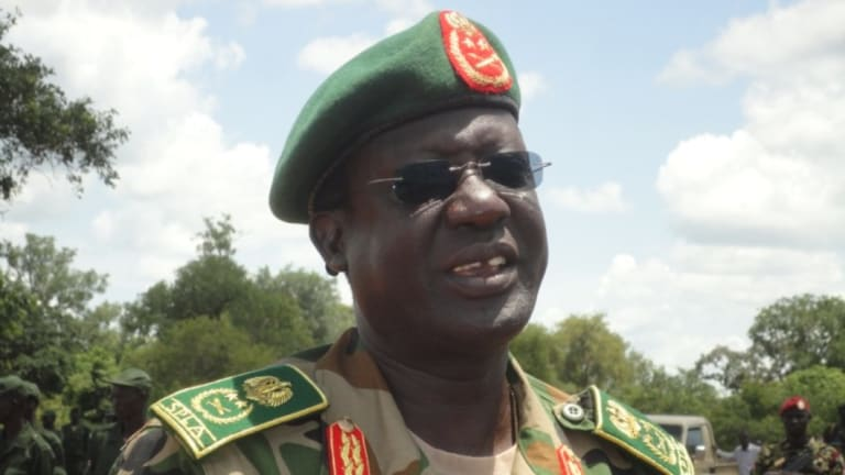 south sudanese general caught by george clooney laundering money