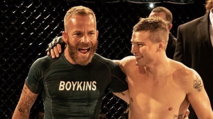 Stephen Dorff's cage-fighting drama somehow punches above its weight