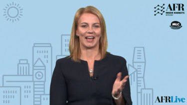 EY chief economist Jo Masters says up to $60 billion in stimulus would help drag down the nation's jobless rate by a full percentage point.