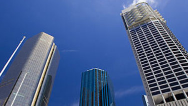 Office vacancy rates in Brisbane CBD increased in the past six months.