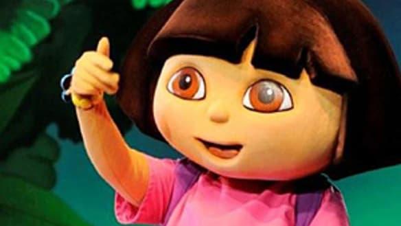 We did it! Dora the explorer puts Queensland on her map