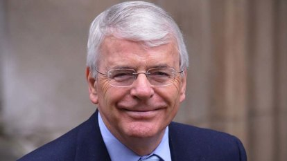 Former Conservative PM John Major tells Brits to vote against Tories in three key seats