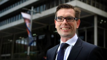 Treasurer Dominic Perrottet said he wanted NSW to have the best response times in the country.