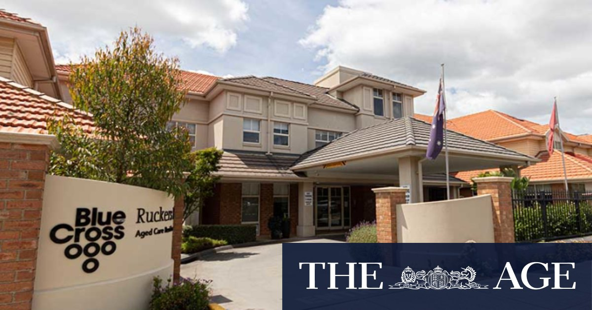 'Go to your room for two weeks': lockdown toll on aged care residents – The Age