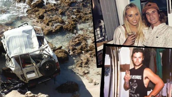 Illawarra man killed, couple in miraculous escape in remote WA cliff crash