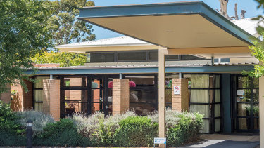 The Villa Maria Aged Care Home in Bundoora.