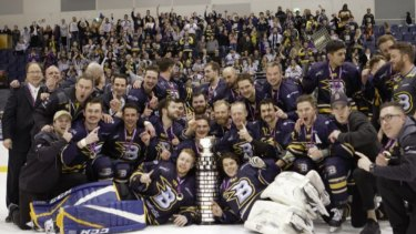 The Canberra Brave won their first Goodall Cup on Sunday.