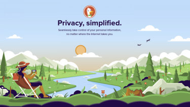 Duck Duck Go does not track users or collect personal data.
