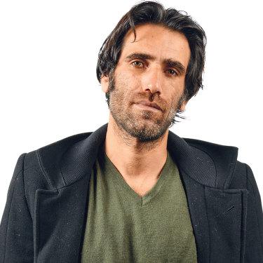 """BehrouzBoochani: """"I don't idolise people. I absolutely don't need God and I don't need any ideology."""""""