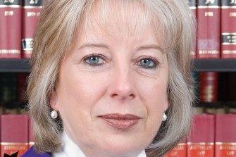 County Court of Victoria Judge Susan Pullen.