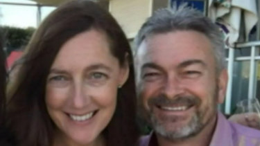Karen and her husband Borce Ristevski, who has been jailed for her manslaughter after finally admitting killer her.