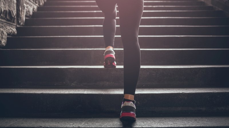 Faster walkers 'have healthier minds'