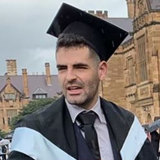 Anthony Small graduated with a law degree from Sydney University in 2019.