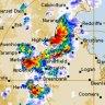 Thousands without power after storms lash Brisbane, Gold Coast
