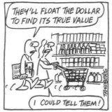 Ron Tandberg cartoon published in The Age on December 10, 1983.
