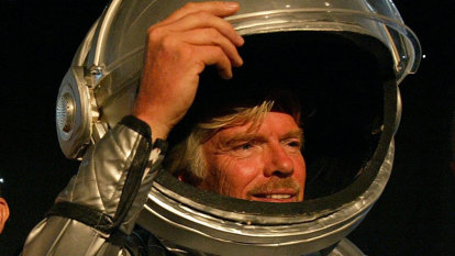 Branson, we have a problem ... Virgin Galactic is not ready for take-off