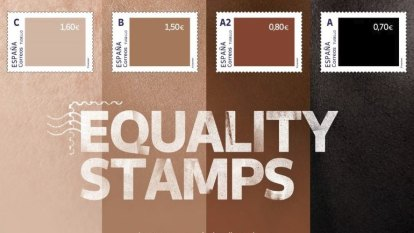 Spain introduces 'accidentally racist' skin-tone stamps in anti-racism effort