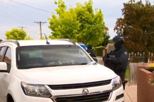 'They wanted a crowded place': Three arrested over alleged terror plot