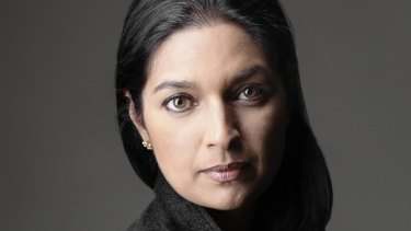 Jhumpa Lahiri, editor of Italian Short Stories.