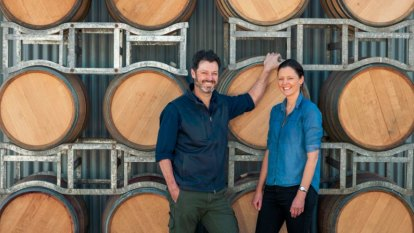 How a near-death experience led William and Kimberley to start their own winery