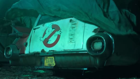 Ghostbusters is getting a new sequel, from the original director's son.