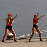 What's wrong with twerking at the launch of a navy ship?