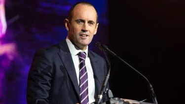 Fremantle CEO Simon Garlick called Tuesday the 'darkest day in the club's history'.