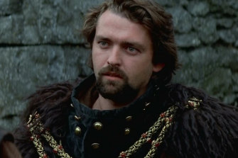 Macfadyen also played Robert the Bruce in Mel Gibson's Braveheart (1995).