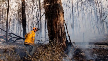 'Signs are good for now': Long-term relief for firefighters after heatwave