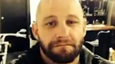Ricky Maddison was wanted for questioning when he killed Senior Constable Brett Forte.