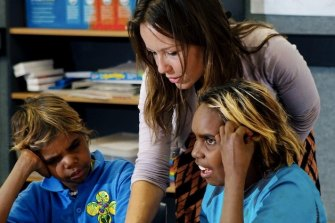 Novelist Tara June Winch is passionate about the importance of preserving Aboriginal languages.