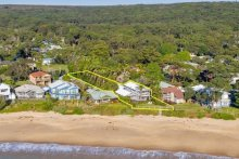 The Bundeena house that last traded for $350,000 in 1987 has sold again for almost $8 million.
