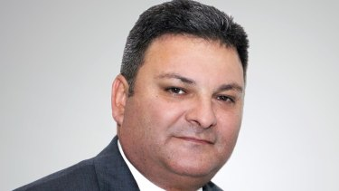 iSignthis chief executive John Karantzis. The company sued the ASX in the Federal Court in December, saying the ASX had unfairly kept the company's shares suspended.