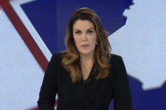Peta Credlin said on Sky News that she had sacked the Coalition staffer featured in a video performing a lewd act on the desk of a federal MP.