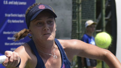 Hives thrives in US Open qualifying round