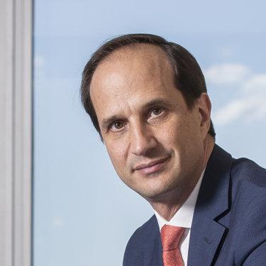 AMP CEO Francesco De Ferrari's moral compass is on the line.