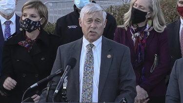 Fred Upton is in his 18th term representing the Kalamazoo area