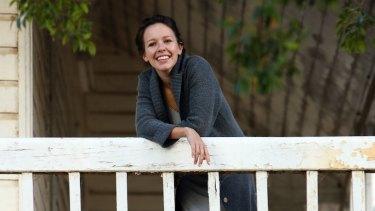 Tara June Winch's new novel is The Yield.